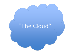 A Typical Cloud for GA